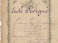billet distribution des prix 1908 1