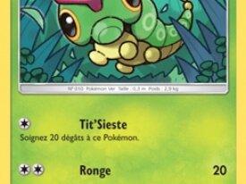 SM1-001|Carte Pokémon|Chenipan