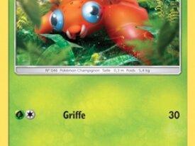 SM1-004|Carte Pokémon|Paras