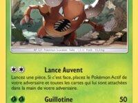 [ÉPUISÉ] SM1-006|Carte Pokémon|Scarabrute 1