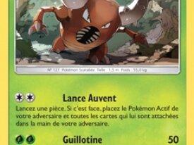 [ÉPUISÉ] SM1-006|Carte Pokémon|Scarabrute