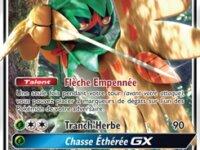 [ÉPUISÉ] SM1-012 Carte Pokémon Archéduc GX 1