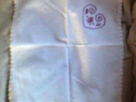 serviette de table SR