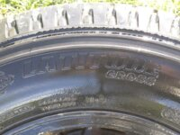 Michelin Latitude Cross 205/80 16 M+S 1