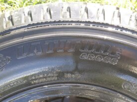Michelin Latitude Cross 205/80 16 M+S