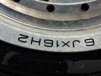 Michelin Latitude Cross 205/80 16 M+S 3