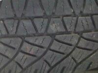 Michelin Latitude Cross 205/80 16 M+S 4