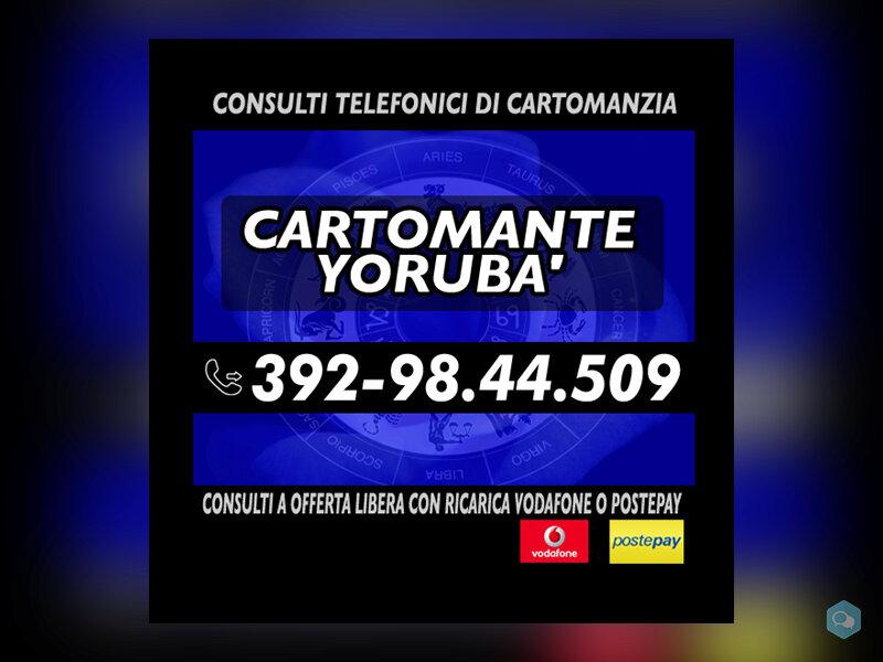 Studio di Cartomanzia Yoruba - Consulti telefonici 3