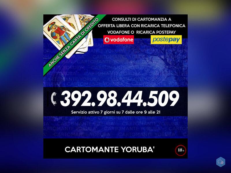Studio di Cartomanzia Yoruba - Consulti telefonici 5