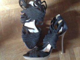 Chaussures noir 37-38