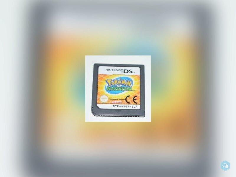 Nitendo DS - Pokémon Ranger 1