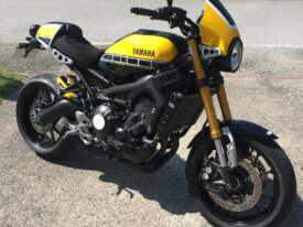 Yamaha XSR 900 60TH 2016 950km