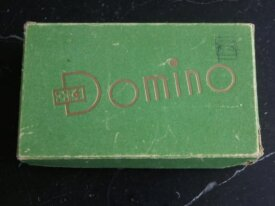 Domino Made in GDR vintage