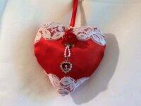 coeur bijou dentelle de calais ancienne perles sat 1