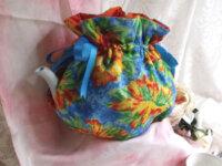 tea pot cosy ou couvre théière  2