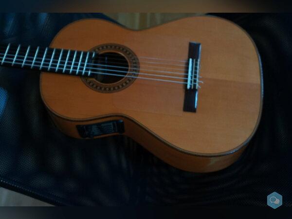 Guitare flamenco Raimundo 105 - img