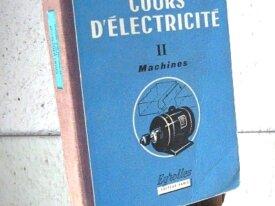 H.Fraudet et F.Milsant, cours d'électricité, tome