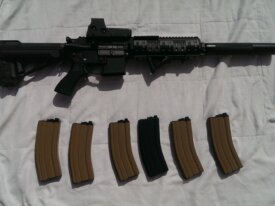 HK 416 gbbr WE
