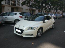 Honda CRZ Luxury phase1