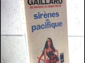 Robert Gaillard, sirènes du pacifique, réf-17