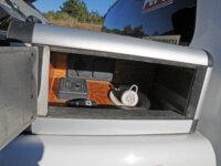 Camperizzazione allestimento interno cassone Hilux 4