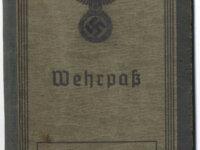 Wehrpass Gebirg 1