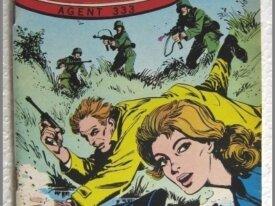 M15, agent 333, numéro 7