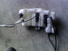 Bocal de lave glace BMW e39 (avec lave phares )