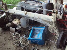 train arr de volkswagen passat de 1999