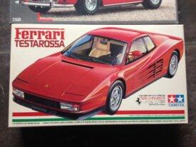 Petite vente Ferrari chez Fred