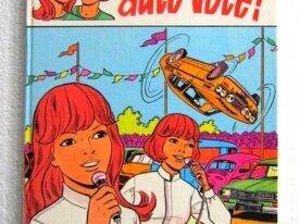 Les aventures des jumelles, auto vole!