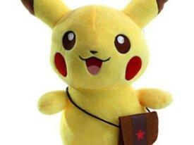 Vendo: Pikachu Peluche (Lima - Peru)