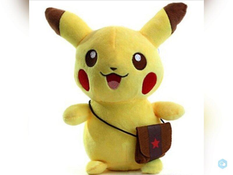 Vendo: Pikachu Peluche (Lima - Peru)  1