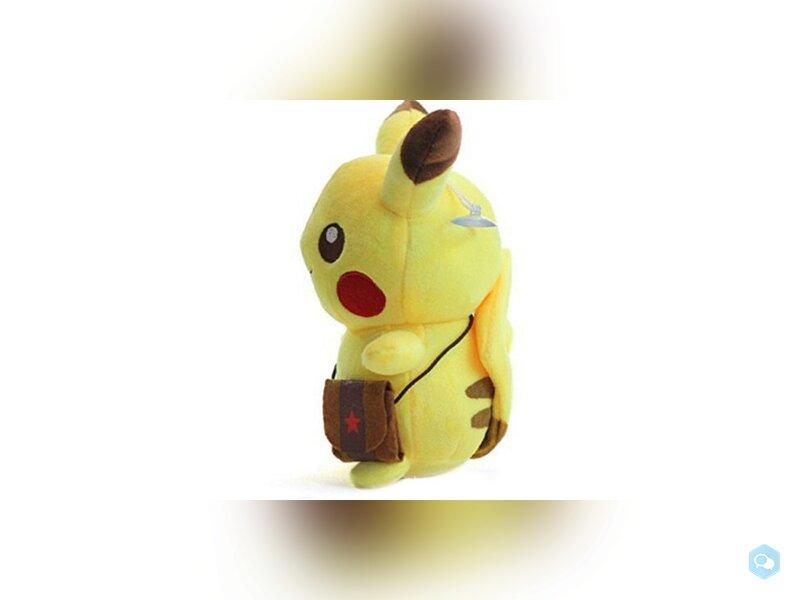 Vendo: Pikachu Peluche (Lima - Peru)  2