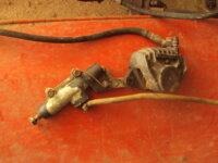 système de frein arr de moto guzzi V65 1