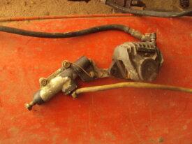système de frein arr de moto guzzi V65