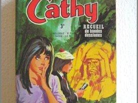 Cathy, recueils de bandes dessinées, numéro 628