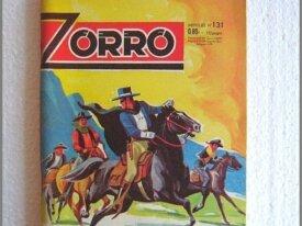 Zorro, mensuel, numéro131