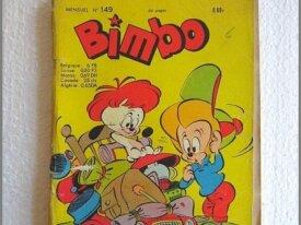 Bimbo, mensuel numéro 149