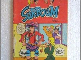 Surboum, mensuel numéro 89