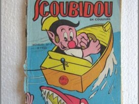 Scoubidou, mensuel numéro 7