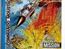 Commando Moustache-2-Mission Hong Kong