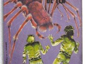 L'araignée de fer, par Yalek