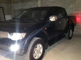 VENDO L200 3.2 CR 2011 CON 35000KM