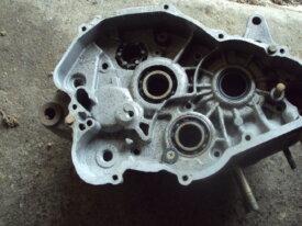 paire de carters moteur 125 aprilla RS