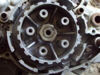 cloche et noix d'embrayage de 125 ktm type 501 1