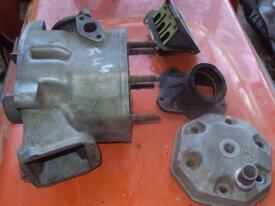 haut moteur de 250 ktm type 544