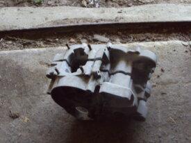 paire de carters moteur de 50 gilera