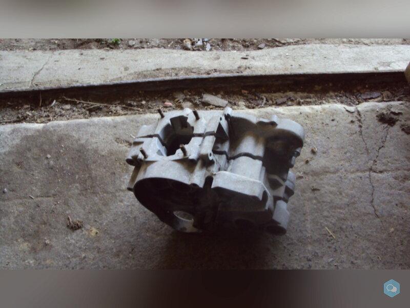 paire de carters moteur de 50 gilera 1