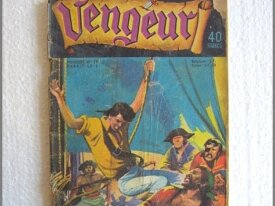Vengeur, mensuel numéro 19